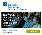 Join GAINSystems at the Gartner Supply Chain Executive Conference 2016