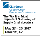 Join GAINSystems at the Gartner Supply Chain Executive Conference 2017