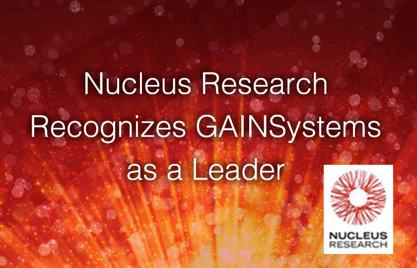 Nucleus Research 2016