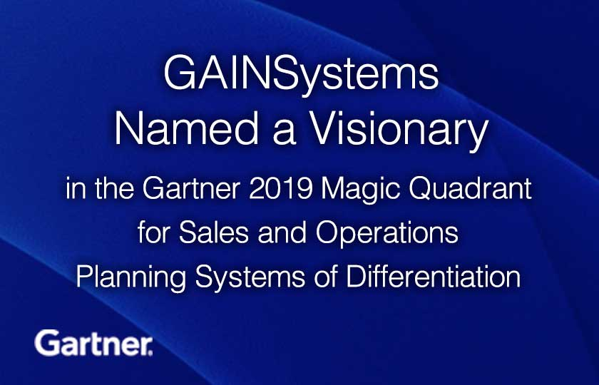 Analyst Recognition Gartner
