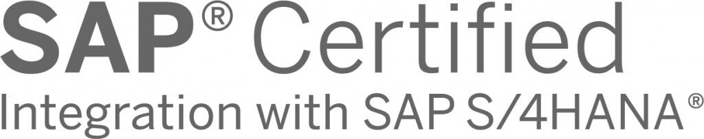 SAP Integration Certified S/4HANA