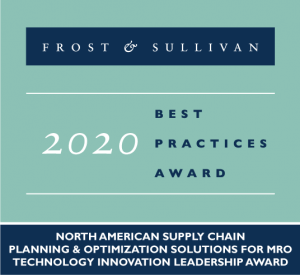 Frost & Sullivan Supply Chain Planning for MRO 2020