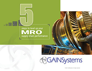 5 Steps to Level Up Your MRO Supply Chain Performance