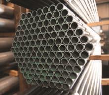 Metals Distribution