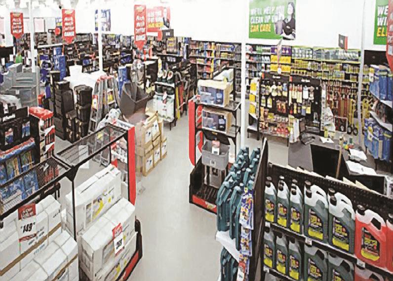 Aftermarket Supply Chain